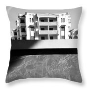 Where Does It Come From  Throw Pillow