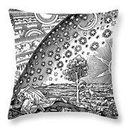 Where Heaven And Earth Meet 1888 Throw Pillow