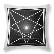 Where Is The Manual Bw Throw Pillow