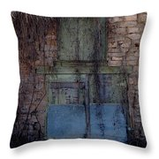 Where It Happened Throw Pillow