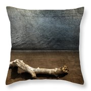 Where No One Knows My Name Throw Pillow