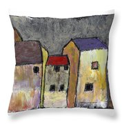 Where Once There Was Throw Pillow