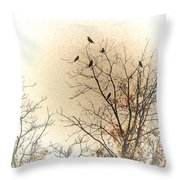 Where To Go From Here... Throw Pillow