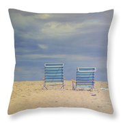 Where We Are Together Throw Pillow