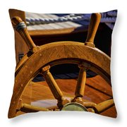 Where Would You Go? Throw Pillow