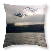 Where's That Mountain Throw Pillow