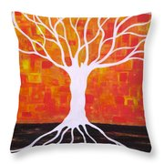Which Side  Throw Pillow