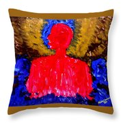 Which Way To World Peace For Humanity Throw Pillow