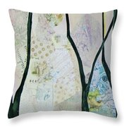 Whimsy I Throw Pillow