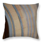 Whine A Little Throw Pillow