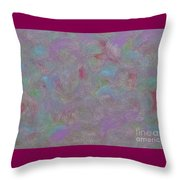 Whirling Dervish Throw Pillow