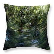Accumulation Of Time Throw Pillow