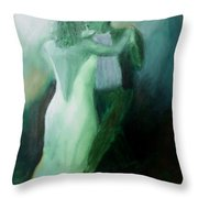 Whispered Passion Throw Pillow