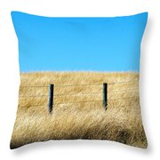 Whispering Earth Throw Pillow