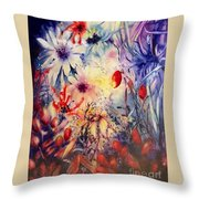 Soul Whisperings Throw Pillow