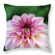 Whispers From The Garden Throw Pillow