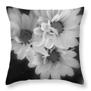Whispers Of Beauty Throw Pillow