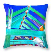 Whistler Conference Centre Throw Pillow