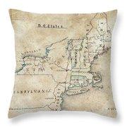 Whistler, United States.  Throw Pillow