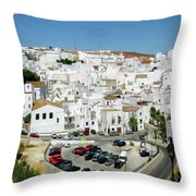White Houses Throw Pillow
