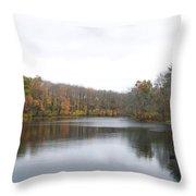 White Mill Park - Fall 1 Throw Pillow