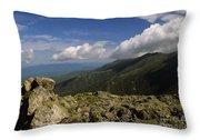 White Mountain National Forest - New Hampshire Usa Throw Pillow