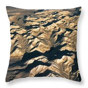 White Mountains ... Throw Pillow
