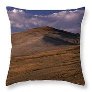 White Mountains Throw Pillow