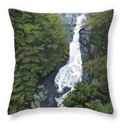 White Oak Canyon Throw Pillow