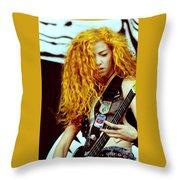 White Zombie 93-sean-0339 Throw Pillow