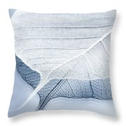 Whiter Shade Of Pale Throw Pillow