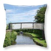 Whitley Bridge Throw Pillow