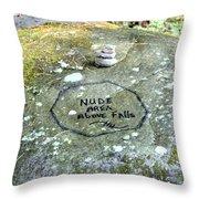 Who Knew Throw Pillow