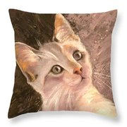 Whole Lotta Lovin Throw Pillow