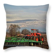 Who'll Stop The Rain 2 Throw Pillow