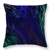 Whoof Throw Pillow
