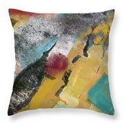 Who's This Now? Throw Pillow