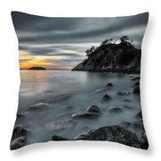Whyte Islet Throw Pillow