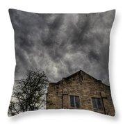 Wicked Sky Throw Pillow