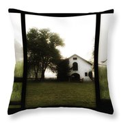 Widner Farms Throw Pillow