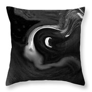 Wild Beauty Throw Pillow