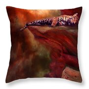 Wild Dreamer Throw Pillow