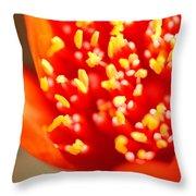 Wild Flower 2227 Throw Pillow