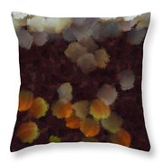 Wild Imagination Throw Pillow