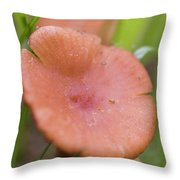 Wild Mushroom 2 Throw Pillow