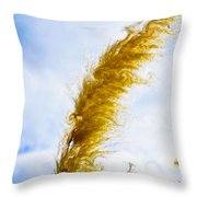 Wild Plant 2 Throw Pillow