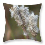 Wild Seed Throw Pillow