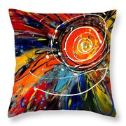 Wild Sunflower 2 Throw Pillow