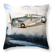 Wildcat Home Throw Pillow