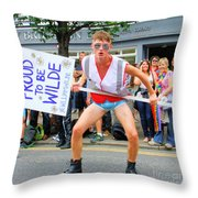 Wilde Throw Pillow